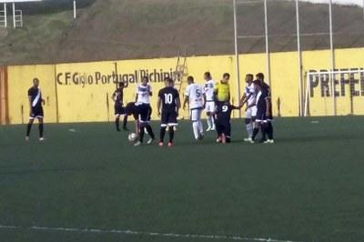 Clube Atlético Diadema empata com Osasco no Baetão; escute no Esporte10