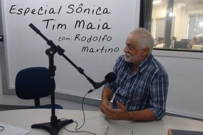 Especial do mês da rádio Sônica homenageia Tim Maia