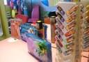 Salão de beleza oferece entretenimento para crianças - Foto: Michelle Navarro