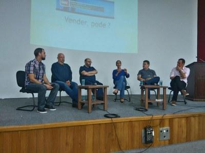 Encontro de Jornalismo na Metodista reúne profissionais da mídia esportiva