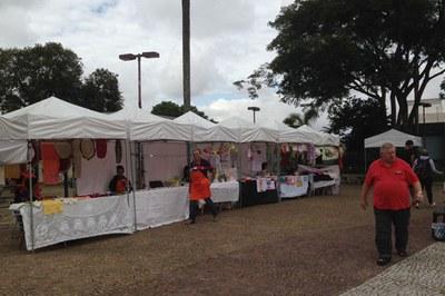 Parque das Nações tem feira artesanal todas as terças