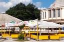 Comemoração do arraiá da paróquia São João Batista tem início nesse final de semana