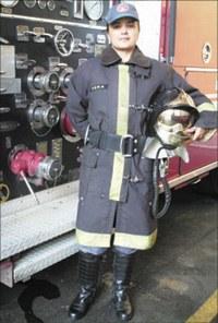 Mulheres bombeiras ganham espaço na corporação