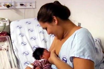 Falta de instrução do médico pode prejudicar aleitamento materno