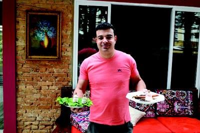 Comida árabe pode ser preparada em casa