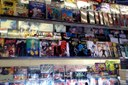 Banca de jornal no Rudge Ramos é especializada no comércio de HQs