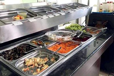 Rudge Ramos oferece opções para alimentação de veganos