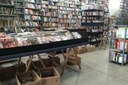 Colecionadores de revista em quadrinhos compram em média cinco edições por mês