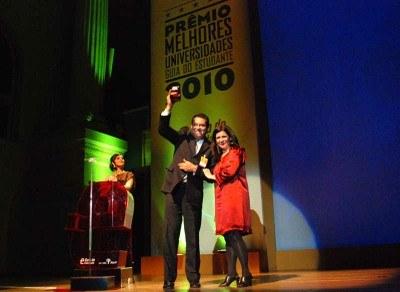 Metodista é eleita a melhor Universidade privada de comunicação do Brasil