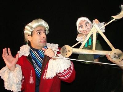 Espetáculo Aventuras de Gulliver chega a São Bernardo
