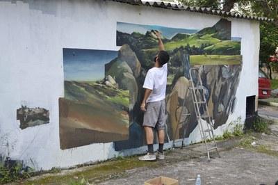 Artistas independentes são marcas da Vila Guiomar