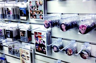 Fãs de k-pop sentem falta de loja física na região