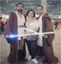 Fãs de Star Wars se reúnem para comemorar o dia mundial da saga