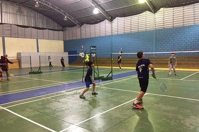 Badminton ganha espaço em São Bernardo