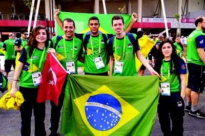 Deficientes auditivos do Rudge participam de campeonato na Turquia em julho