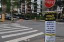Santo André muda trânsito nas ruas das Esmeraldas e Figueiras