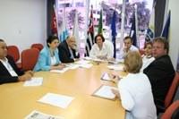 Secretários de Saúde se reúnem para assinar pacto