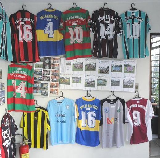 Camisas de futebol são objetos para colecionar — Rudge Ramos Online a7103d8166d3b