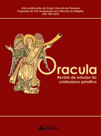 Oracula: Revista de Estudos do Cristianismo Primitivo